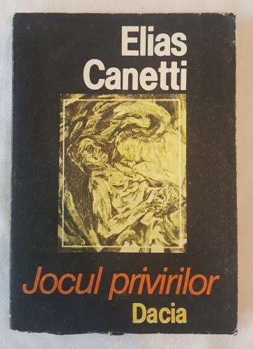 Elias Canetti - Jocul privirilor foto mare