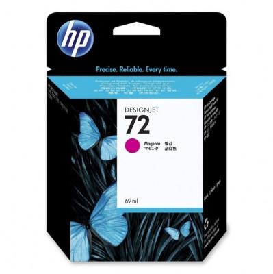 Cartus cerneala Original HP Magenta 72 w.Vivera ink, compatibil DesignJet... foto