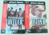 In umbra lui Hitler  : memorii / Albert Speer Vol. 1-2 complet