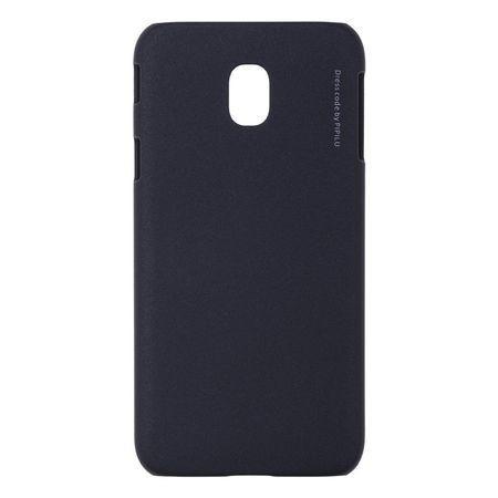 Husa Elegance Luxury X-LEVEL Metalic Black pentru Samsung Galaxy J5 2017 foto mare
