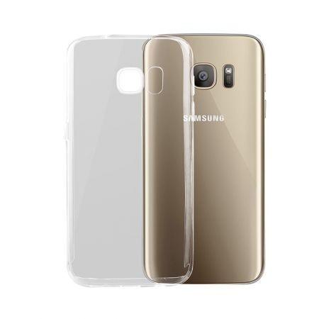 Husa slim transparenta compatibilia cu Samsung Galaxy S7 !