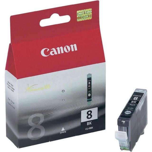 "Cartus cerneala Original Canon CLI-8B, Negru, compatibil iP4200 ""BS0620B001AA"""