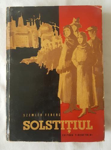 Szemler Ferenc - Solstitiul
