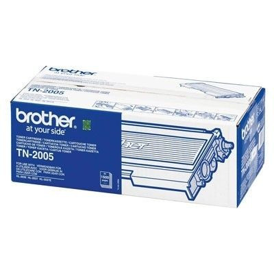 "Toner Original pentru Brother Negru, compatibil HL-2035, 1500pag ""TN2005"" foto mare"