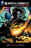 Mortal Kombat X Vol. 2: Blood Gods, Paperback