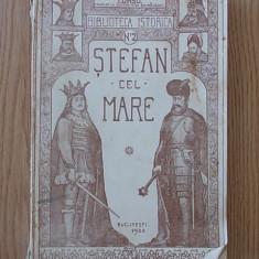 I.URSU- STEFAN CEL MARE, 1925