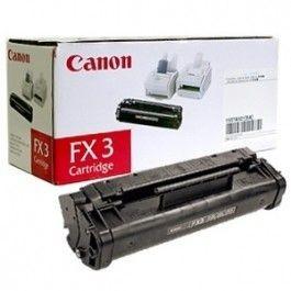 Toner Original pentru Canon Negru FX-3, compatibil L250/300/MPL60/90, 2500pag...