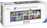 Puzzle Disney, 40320 piese, Ravensburger