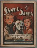 Mos Nae (N. Batzaria) - Sandu si Sanda (ilustratii Pascal)