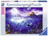 Puzzle Balene, 1000 piese, Ravensburger