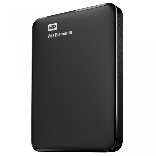 "HDD WD extern (USB 3.0) 2.5"" 1TB ELEMENTS PORTABLE SE Black"