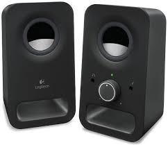 """BOXE 2.0 Logitech """"Z150"""" RMS power: 3 W , Black """"980-000814"""""""