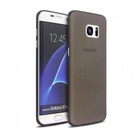 Husa Elegance Luxury Slim Fumurie pentru Samsung Galaxy S7 Edge !