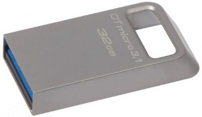 "USB3.0 32GB KINGSTON DataTraveler Micro 3.1 ""DTMC3/32GB"" foto"