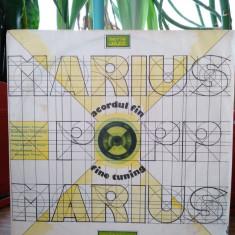 -Y- MARIUS POPP-  ACORDUL FINN / FINE TUNNING DISC VINIL LP