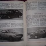 Carte veche AUTOTURISME SI PERFORMANTE,1983,AUREL BREBENEL,interior ca NOUA