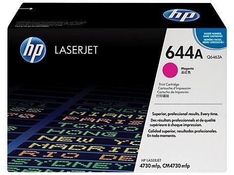 """Toner Original pentru HP Magenta, compatibil LJ 4370mfp, 12000pag """"Q6463A"""""""