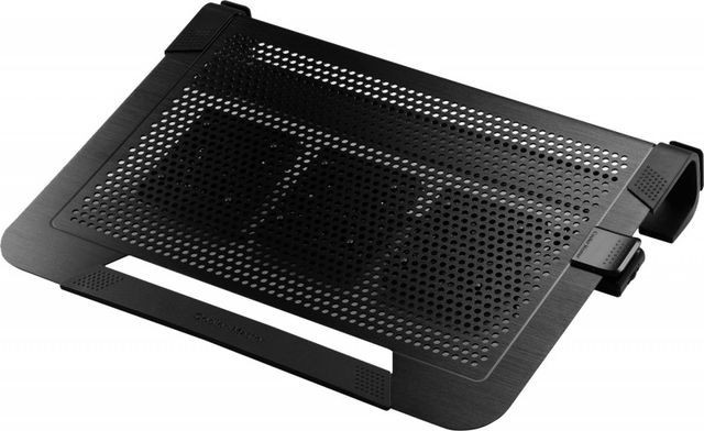 "Stand notebook COOLER MASTER 19"" - NotePal U3 Plus, 3* fan 80mm, 1* USB,... foto mare"