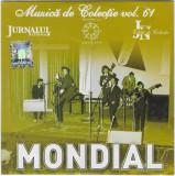 Vand cd Mondial - Muzica De Colectie, original, holograma