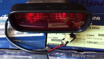 Lampi ceata Hyundai Accent foto