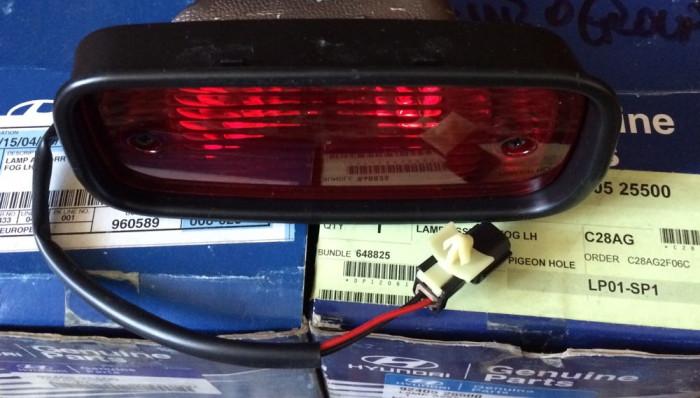 Lampi ceata Hyundai Accent
