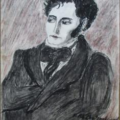 François-René de Chateaubriand - semnat  Runic