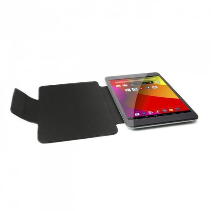 Husa flip R80 pentru tabletele cu diagonala de 7,85 inch neagra - A700, R80,... foto mare