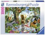 Puzzle Aventuri, 1000 piese, Ravensburger