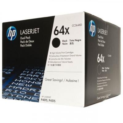 Toner Original pentru HP Negru Dual Pack, compatibil LJ P4xx5, 2x24000pag... foto