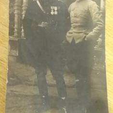 BF - 2 - FOTOGRAFIE FOARTE VECHE - MILITARI - ANII 1930!!