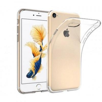Husa Elegance Luxury slim transparenta pentru Apple iPhone 7 / Apple iPhone 8 foto