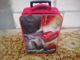 Disney Cars McQueen troler / valiza / geamantan cu fermoar, Altele
