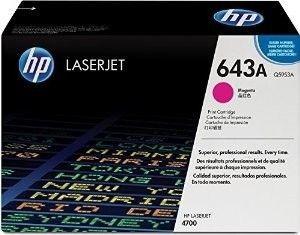 """Toner Original pentru HP Magenta, compatibil LJ 4700, 10000pag """"Q5953A"""""""