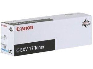 Toner Original pentru Canon Cyan C-EXV17, compatibil IRC4580/4080, 30000pag... foto