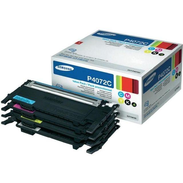 Toner Original pentru Samsung KIT (N/C/M/Y), compatibil CLP-620/670, 4x1500pag...