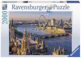 Puzzle Londra, 2000 piese, Ravensburger