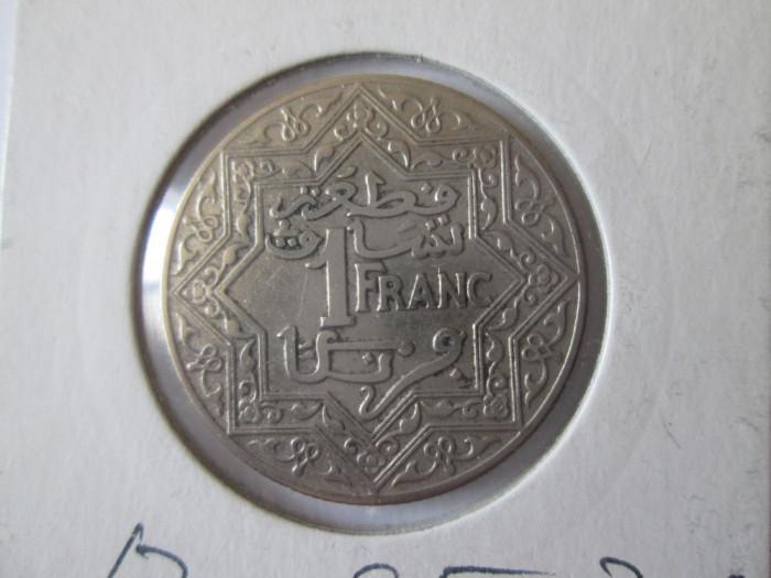 Maroc 1 Franc 1921 Empire Cherifien