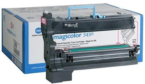 Toner Original pentru Konica-Minolta Magenta, compatibil MagiColor 5430,...