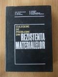 CULEGERE DE PROBLEME DIN REZISTENTA MATERIALELOR- BUZDUGAN, editia a VI-a