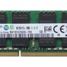 Memorie ram laptop Samsung 8GB PC3l-12800 DDR3L M471B1G73QH0-YK0, DDR3, 8 GB, 1600 mhz