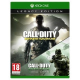 Call Of Duty Infinite Warfare Legacy Edition  - XBOX ONE [Second hand]  cd, Shooting, Multiplayer, 18+