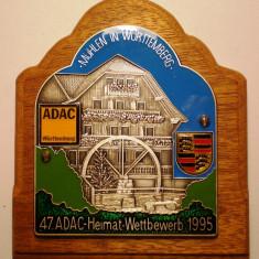 5.574 PLACHETA ADAC GERMANIA AUTO WÜRTTEMBERG UNTERREICHENBACH 1995, Europa