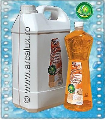 Detergent parfumat mobila si parchet cerat foto