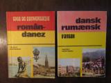 GHID DE CONVERSATIE ROMAN -DANEZ ,DANEZ -ROMAN ( 2 VOL )