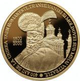 UNCIE AUR BNR  Mihai Viteazul-31,103 grame, Aur 999/1000,anul 2000