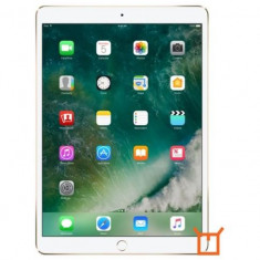 Apple iPad Pro 10.5 WiFi 64GB Auriu, 10.5 inch, 64 GB, Wi-Fi