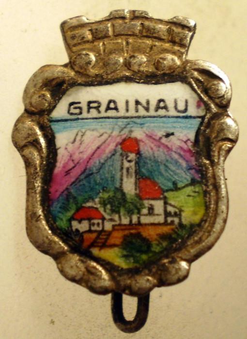 I.774 INSIGNA GERMANIA GRAINAU h20mm email