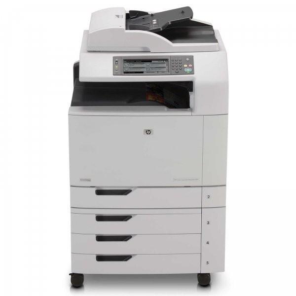 Imprimanta Multifunctionala HP Laser Color CM6040f MFP, A3/A4, 40 pagini/minut color, 220.000 pagini/luna, 600 x 600 DPI, Duplex, USB, Network, Fax, foto mare