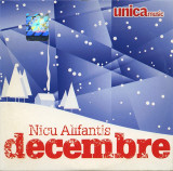 Nicu Alifantis-Decembrie,cd,original, nova music