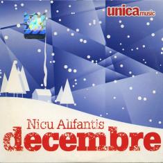 Nicu Alifantis-Decembrie,cd,original, nova music